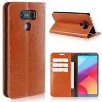 Leather Cases For LG G6 G6+ Case Wallet Flip Cover   Mobile     Phone     Housing   Accessories Coque Etui Carcasa Hoesje Funda Capa Retro