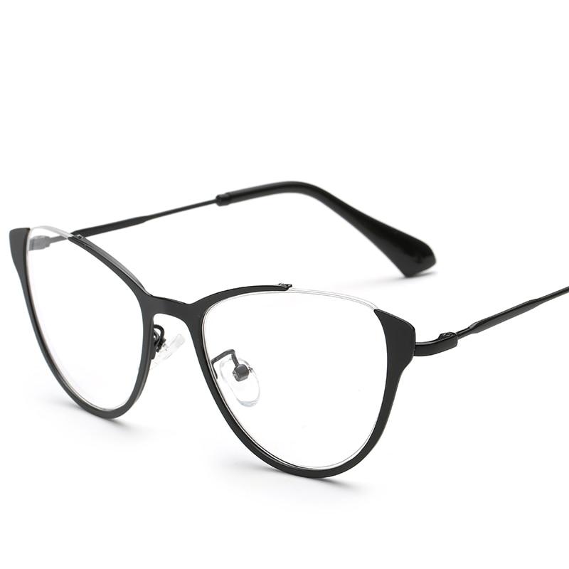 Glasses Frames For Style : Fashion Highlight Cat Eye Glasses Frame Vintage Style ...