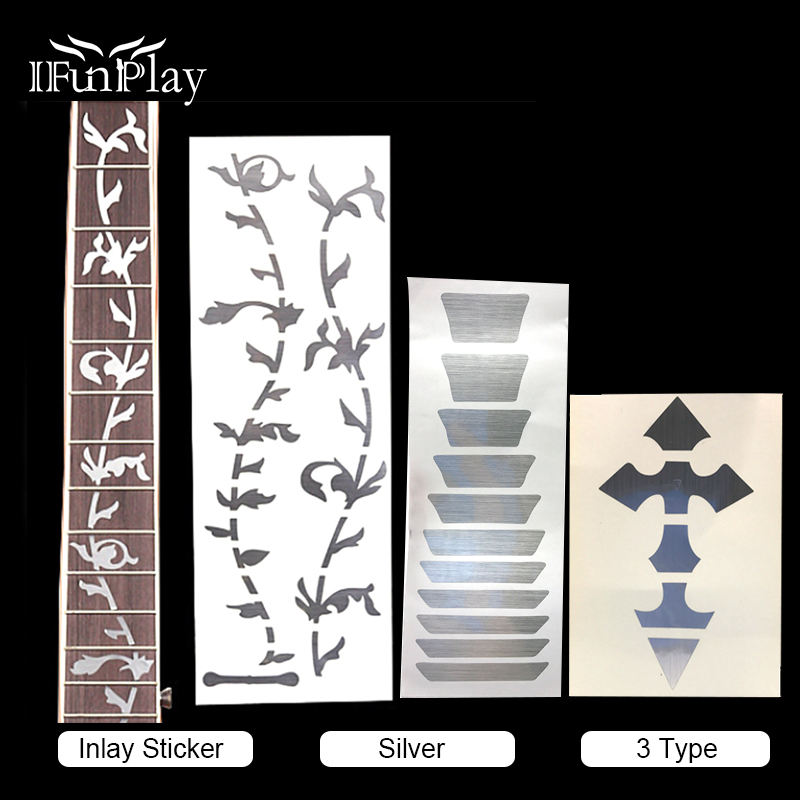diy electric acoustic guitar inlay sticker tree of life fretboard markers decals fingerboard. Black Bedroom Furniture Sets. Home Design Ideas