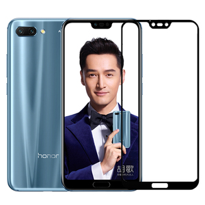 Image 2 - Tempered Glass For Huawei Honor 10 Protective Glass On honor 10 10i COL L29 honor10 honer 10 5.84'' Screen Protector Safety Film