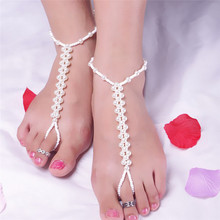 Buy anklet toe ring and get free shipping on AliExpress.com f9102df4d3bb