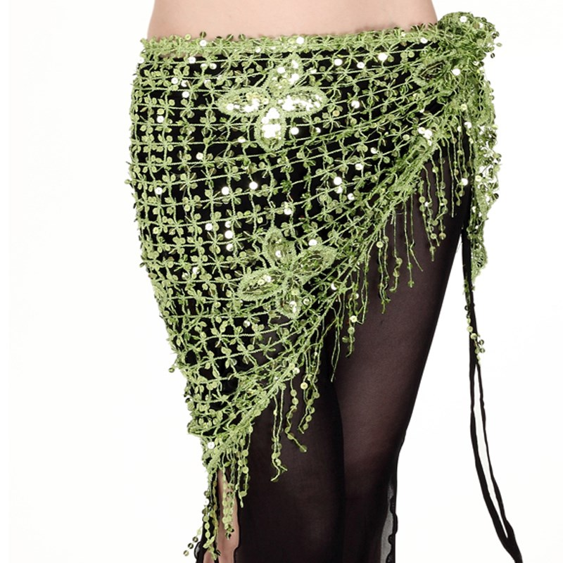 Belly Dance Hip Scarf New Style Dance Belt Women Dance Clothes