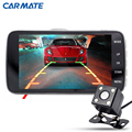 "4.0"" IPS Car DVR Camera AIT8328P Dash Cam 1080P Video Recorder Registrator G-Sensor Night Vision Car Camcorder DVRs"