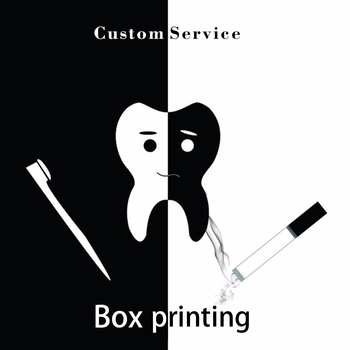 500 Pieces  Customized Printing Logo OEM Service Bamboo Toothbrush Handle Minimum Quantity Toothbrush Logo 13 Styles Available