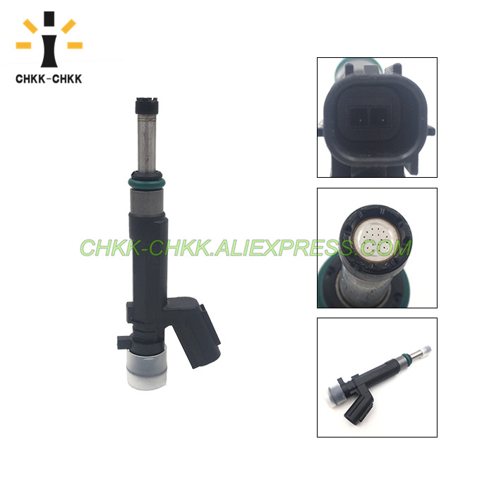 CHKK CHKK Car Accessory Fuel Injector 16600 1KT0A 166001KT0A For Nissan Versa 1 6L l4 2012 2015 in Fuel Injector from Automobiles Motorcycles