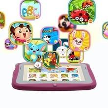 Original 4.3 Pulgadas NIÑOS Android Tablets PC WIFI de Doble cámara de pc de la pestaña regalo para bebé y niños tab pc 512 MB 4 GB NIÑOS tab 7 8 9 10 10.1