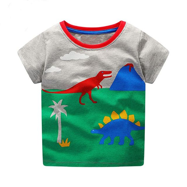 27230873 Children T shirts for Boys Clothes 2018 Brand Baby Boys Summer Tops ...
