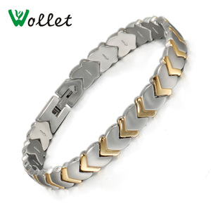 Wollet Jewelry Stainless Steel
