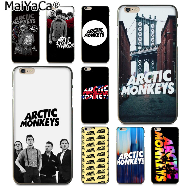 Maiyaca Arctic Monkeys Newest Fashion Luxury Phone Case For Apple Iphone 8 7 6 6s Plus X 5 5s Se Xs Xr Xs Max Cover