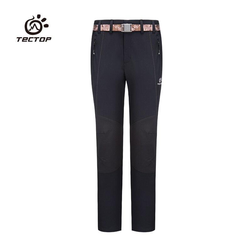 Coupe-vent respirant séchage rapide résistant aux insectes alpinisme pantalon séchage rapide randonnée pantalon hommes Trekking vêtements PW6769 - 2