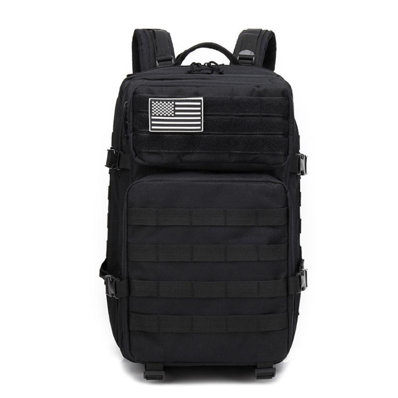 42L militaire tactique sac à dos grand assaut Pack 3 jours armée sacs à dos Molle Bug Out sac en plein air randonnée chasse sacs à dos