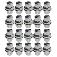 20Pcs Alloy Wheel Nut For La nd Rover L322 Discovery 3 4 5 Range Rover And Sport Rrd500510