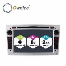 цены на 1024X600 Octa Core 2GB RAM Android 6.0 for Opel Vectra C D Vivaro Meriva Antara Astra Corsa Zafira Car DVD Player Radio GPS  в интернет-магазинах