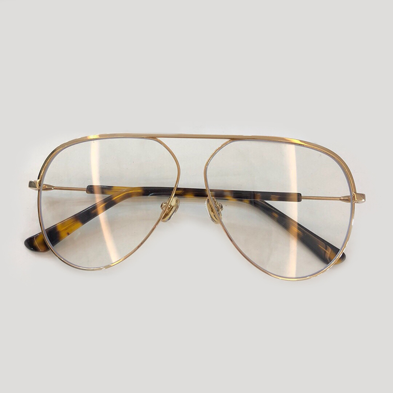 Eye Cat Glasses Frame High Quality with Packing Box 2019 New Fashion Women Frames for Optical Lens - 3