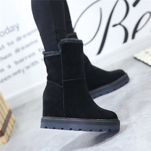2016 Winter Korean version of the warm snow boots women's casual shoes B1
