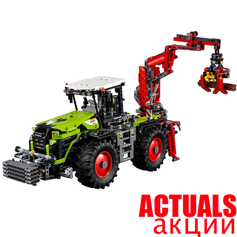 LEPIN 20009 Tractor Creator Technic Model Building Blocks Bricks Toys diy For Kids 1977PCS Compatible legoINGly 42054 lepin 20009 1977pcs technic series the tractor model building blocks bricks compatible with 42054 boy s favourite