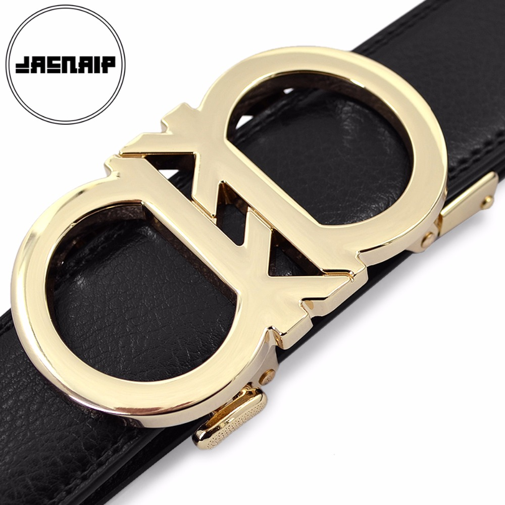 New Arrival Genuine Leather Designer   Belt   men automatic buckle Leather   belt   men's   belts   male waistband ceinture,cinto masculino