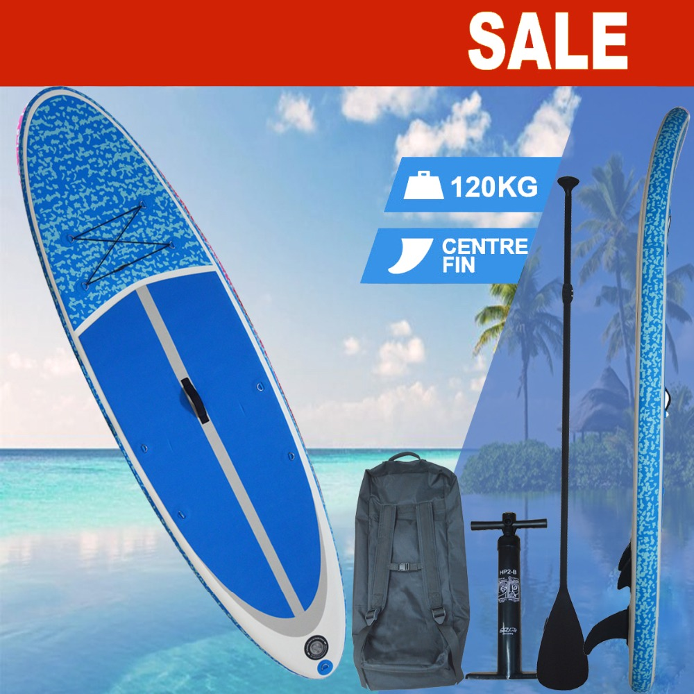 10Foot Inflatable Stand Up Paddle Board iSup Board With