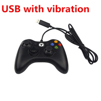 Raspberry Pi 2 3 Zero W USB With Vibration Joystick Arcade Game Handle Gamepad Game Controller