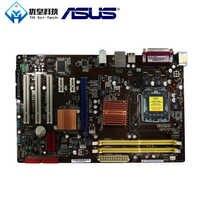 Asus P5QL SE Intel P43 Original Used Desktop Motherboard Socket LGA 775 Q8200 Q8300 DDR2 8G ATX