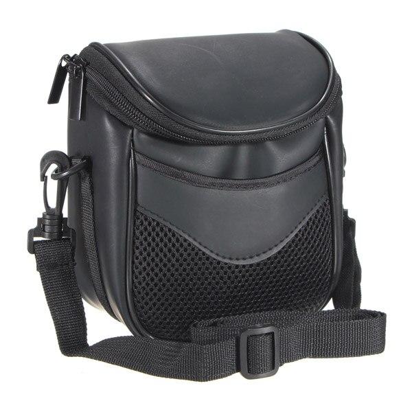 Wholesale Camera Case Bag for Canon for Powershot SX100 SX40 HS SX30 SX20 SX10 SX1 SX130 IS G7 Water-Resistant Shoulder bags