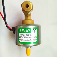 Micro Pump Model 40DCB Voltage 220 240V 50Hz Power 18W