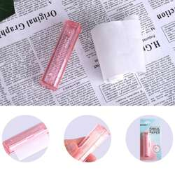 Уход за кожей лица масла управление поглощающие Blotting бумага родной древесное волокно макияж Освежающий портативный тянуть тип красота ин