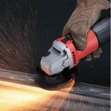 Japan Makita Maktec MT90 Angle Grinder 100mm Grinding metal cutting machine 540W стоимость