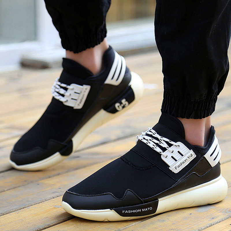 ee9f3c87d501c Y3 sneakers New winter lovers antiskid breathable fashion shoes Joker  students shoes Star with Kim kardashian leisure sandals
