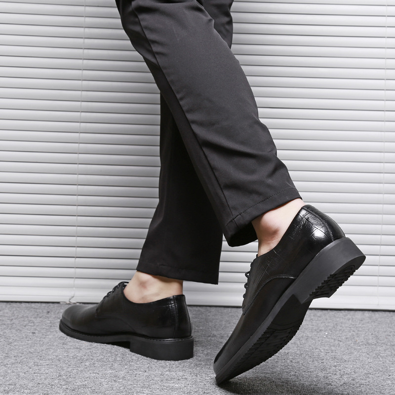 Tamanho Oxford De Black Lace Masculinos Dongnanfeng Flats 38 7811 Primavera Nd Respirável Homens Sapatos 44 Couro Casual Up Genuíno Dos Outono Vaca YvawqXwnB