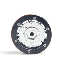 4pcs Metal Alloy 1.9 Inch Beadlock Wheel Rim for 1/10 RC Crawler Car Axial SCX10 Traxxas TRX4 TAMIYA TF2 CC01 D90 D110
