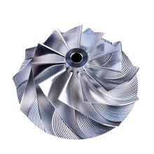 Turbo Billet Compressor Wheel TO*OTA 1HD-FTE CT12B HDJ100 (45.9/64.9 mm) 11+0 # 405-99012-613