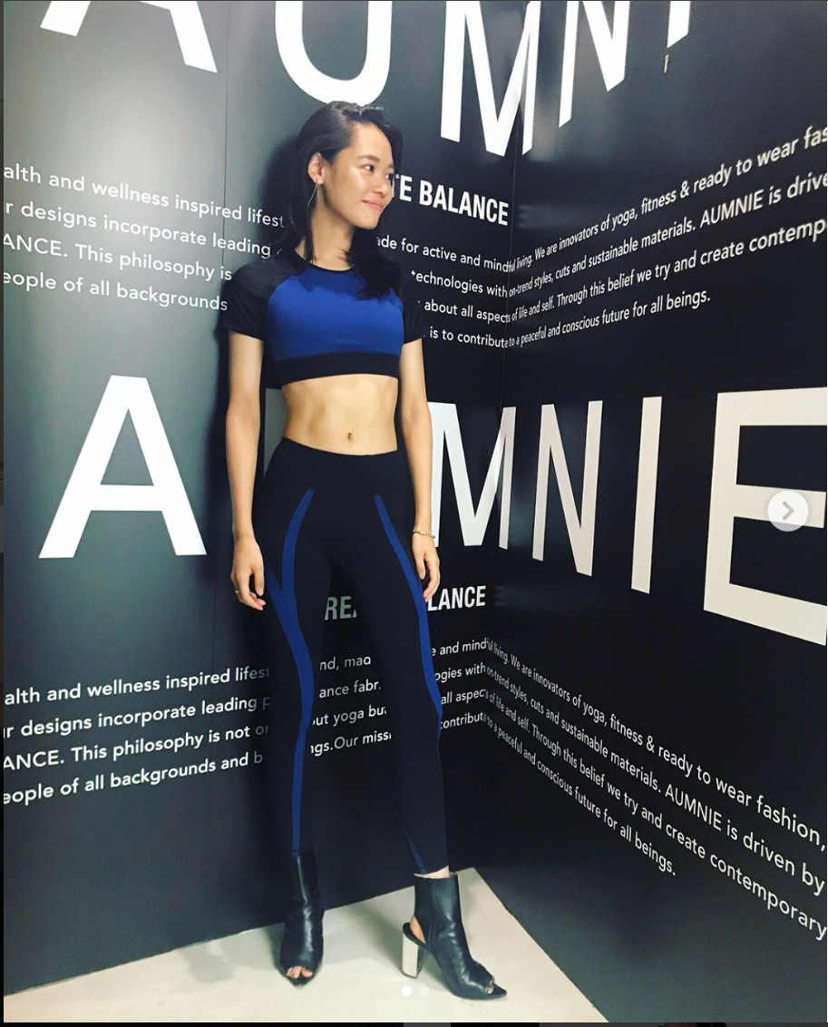 GXQIL 2 sztuka strój do fitnessu kobiet 2019 suche nadające się do siłowni odzież oddychająca kobieta odzież sportowa różowy fajne sportowe zestaw aktywnych nosić Femme nowy