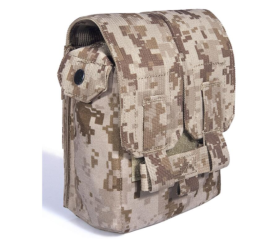 66ab46b33e8 FLYYE MOLLE M249 200Rds Ammo Pouch Military camping modular combat CORDURA  Multicam FG AU AOR M011