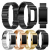 Hot Sale Fabulous Stainless Steel Watch Band Strap Metal Clasp Metal Frame For Fitbit Charge 2