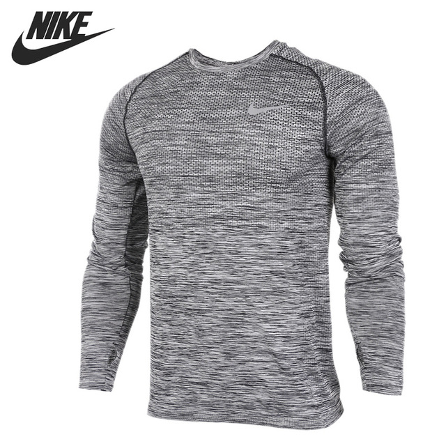 2751ca28 Original New Arrival 2017 NIKE AS M DF KNIT TOP LS Women's T-shirts Long  sleeve Sportswear