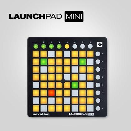 Купить товарNovation launchpad mini Live MIDI контроллер USB DJ этап в категории Микрофонына AliExpress. Novation launchpad mini Live MIDI-контроллер USB DJ этап