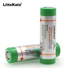 2PCS Original 18650 INR1865025R 2500mAh Lithium Battery 20A Continuous Discharge Capacity Electronic Cigarette