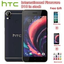 Оригинальный Новый htc Desire 10 Pro 4 Гб оперативная память 64 Встроенная г LTE мобильный телефон 5,5 дюймов Octa Core Dual SIM 20MP 3000 мАч Android смартфон