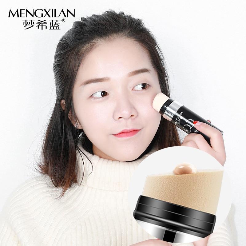Women's Beauty Make Up Air Cushion CC Cream Roller Design Whitening Isolation Concealer Moisturizing Waterproof Face Foundation