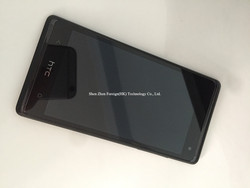 Original For htc Desire 600 606w Screen Assembly With Frame Black  LCD Display