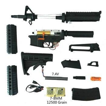 M4A1-J9 JM J9 Gel Blaster Nylon Replica V2 Gear Box Electronic Water Gel Ball Gun WIth SEMIAuto Function aroma diffuser 130ml