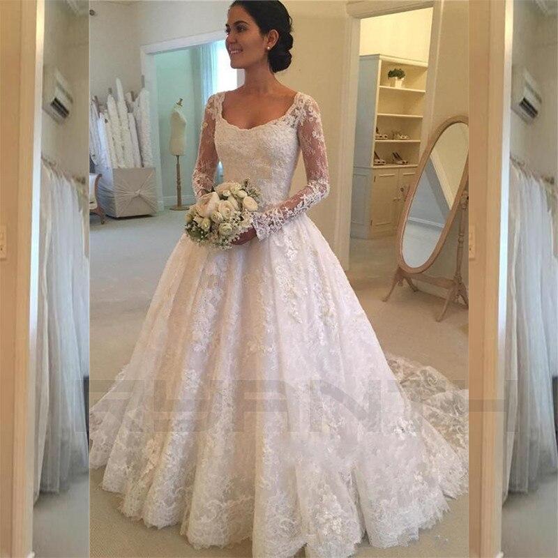 1d58b0c42 Envío Gratis 2016 Nuevo diseño blanco Vestidos De Novia vestido De boda De  la princesa boda