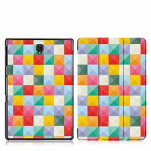 Ultra Slim Colorful Protective Case for Samsung Tablet