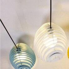 Modern nordic minimalist deco pendant light creative LED hanging light colorful dinner room cafe room bar lamp indoor lights e27 цена