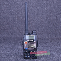 vhf uhf רדיו הסט Baofeng BF-UV5RA מכשיר הקשר המקצועי 128CH שתי דרך רדיו 5W VHF & UHF כף יד לציד רדיו נייד (2)