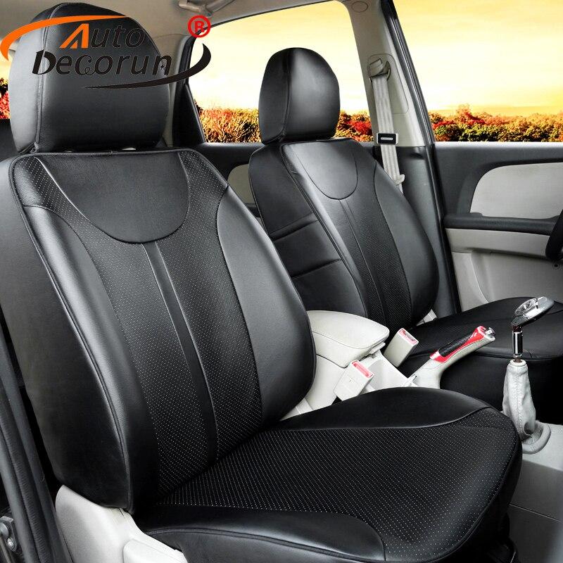 Чехол AutoDecorun для suzuki grand vitara 2007 2008, автомобильные аксессуары, чехлы для сидений из искусственной кожи
