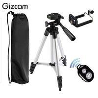 Gizcam smart bluetooth Дистанционное управление автоспуска Камера затвора Клип держатель штатива Наборы для ухода за кожей комплект подарок универс...
