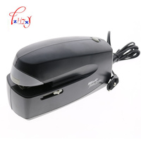 automatic electric stapler paper binding machine office school stationary Office Binding Supplies 1PC