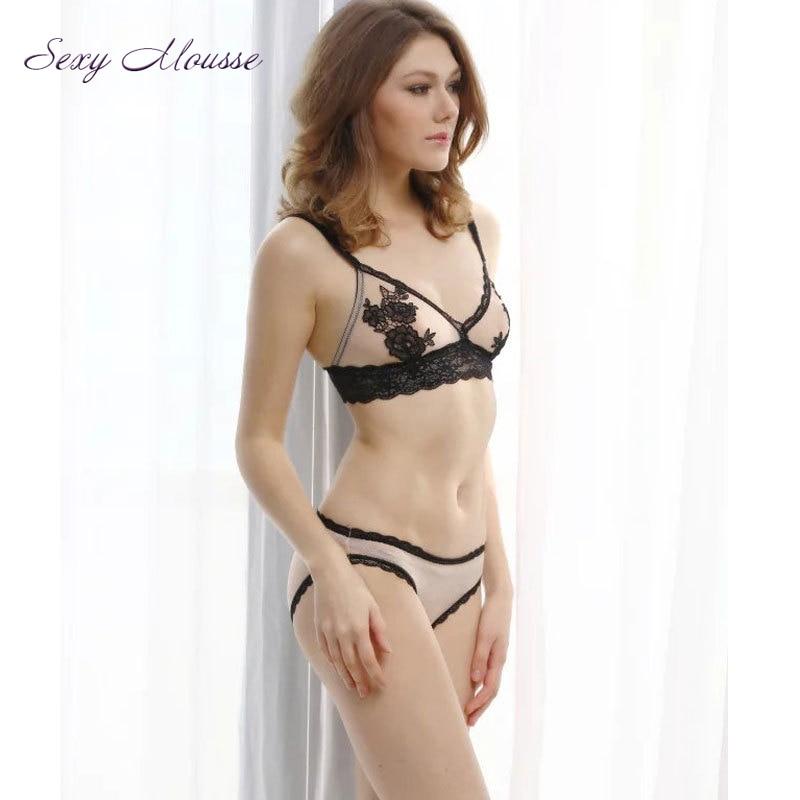 TRICIA: Sexy nude color bras